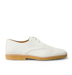 Connolly Suede Derby Shoes
