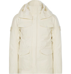 Stone Island Ghost Tank Shield Field Jacket with Detachable Quilted Nylon Down Liner