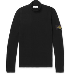 Stone Island - Wool-Blend Sweater