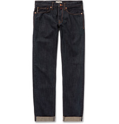 Incotex - Slim-Fit Selvedge Denim Jeans