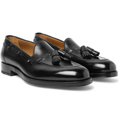 TOM FORD - Westminster Leather Tasselled Loafers