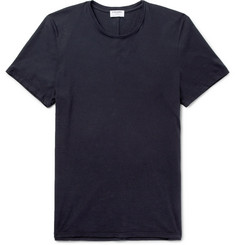 FRAME Slim-Fit Cotton-Jersey T-Shirt