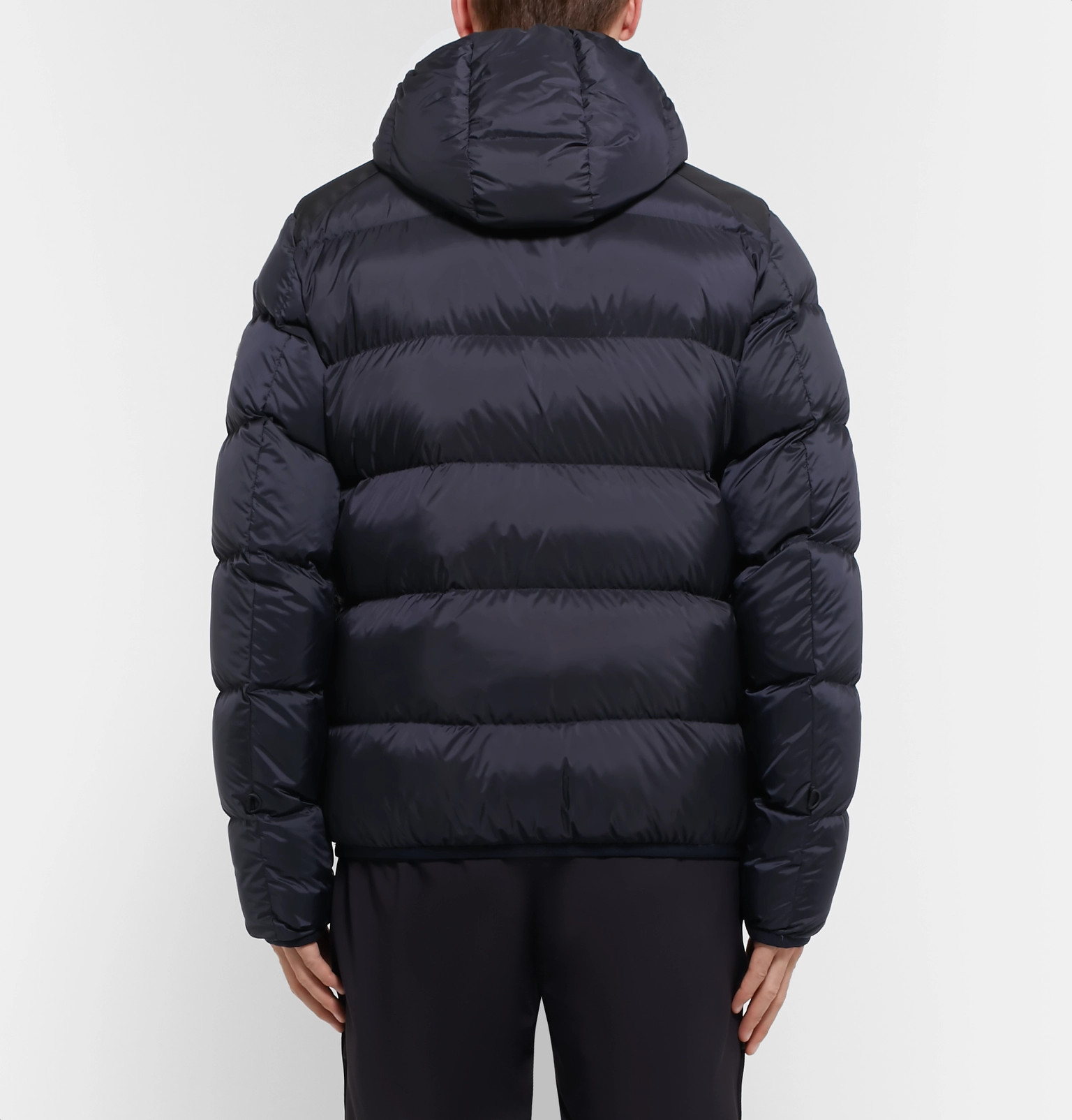 b513213dc Moncler Grenoble - Hintertux Quilted Shell Hooded Jacket