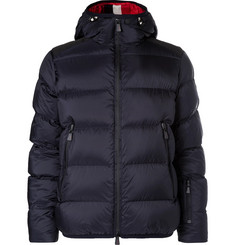 Moncler Grenoble Hintertux Quilted Shell Hooded Jacket