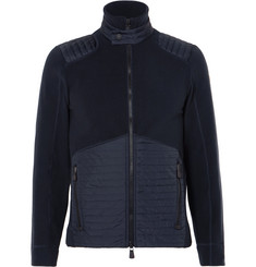 Moncler Grenoble Quilted Shell Fleece Base Layer