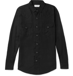 Saint Laurent Slim-Fit Twill Shirt
