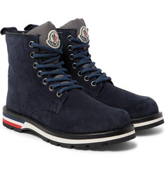 Moncler - New Vancouver Suede Boots