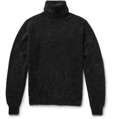 Prada Angora-Blend Rollneck Sweater