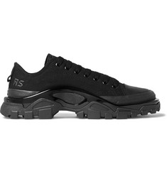 Raf Simons + adidas New Runner Canvas Sneakers