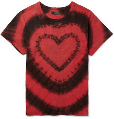 AMIRI Tie-Dyed Cotton-Jersey T-Shirt