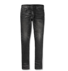 AMIRI - Stack Skinny-Fit Stretch-Denim Jeans