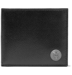Dolce & Gabbana - Pebble-Grain Leather Billfold Wallet