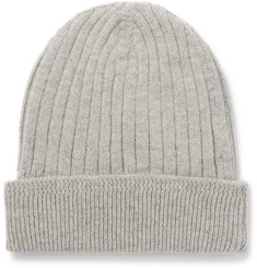 TOM FORD Ribbed-Knit Cashmere Beanie