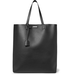Saint Laurent - Leather Tote Bag