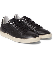 AMI - Leather Sneakers