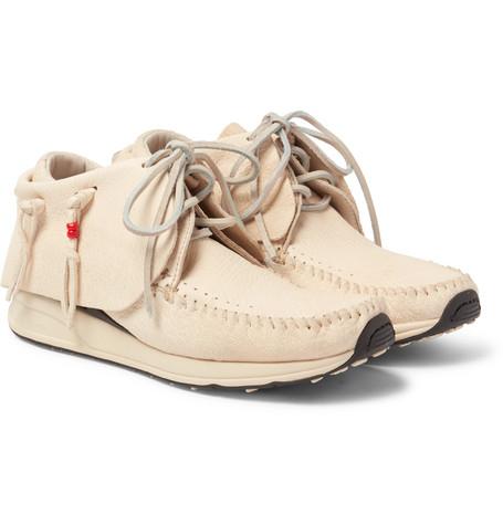 Fbt Full-grain Leather Sneakers - BrownVisvim lFF4B