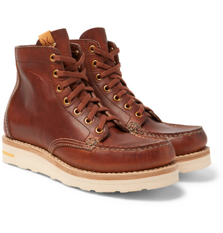 visvim Blackstone Leather Boots for sale wholesale price tPJJa2tH0b