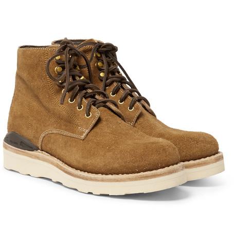 Virgil Suede Boots Visvim YjZo5