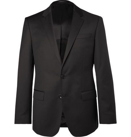 97d60b6dc Hugo Boss - Black Hayes Slim-Fit Super 120s Virgin Wool Suit Jacket