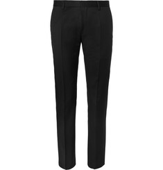 Hugo Boss - Black Gibson Slim-Fit Virgin Wool Suit Trousers