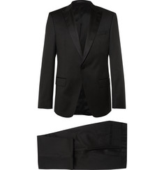 Hugo Boss Black Housten Glorius Virgin Wool Suit
