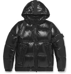 Moncler C - Quilted Shell Down Hooded Jacket