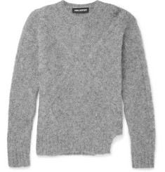 Neil Barrett Alpaca-Blend Sweater