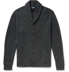 Polo Ralph Lauren Shawl-Collar Merino Wool Cardigan