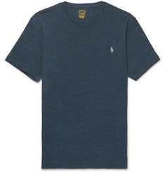 Polo Ralph Lauren Mélange Cotton-Jersey T-Shirt