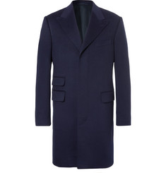 Kingsman Harry's Cashmere Overcoat