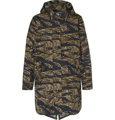 Nike NikeLab Camouflage-Print Shell Hooded Parka