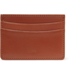 A.P.C. - Leather Cardholder