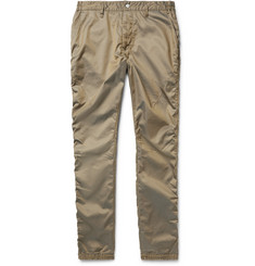 nonnative - Adventurer Slim-Fit Cotton-Blend Twill Trousers