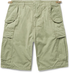 nonnative - Trooper Cotton-Ripstop Shorts