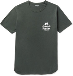 nonnative Riverside Printed Cotton-Jersey T-Shirt
