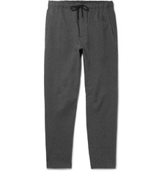 Nike NikeLab Tapered Fleece-Back Stretch-Cotton Jersey Sweatpants