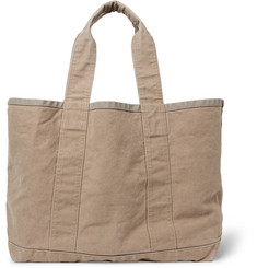 James Perse Coated-Canvas Tote Bag