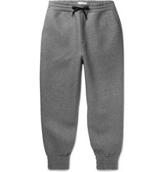 AMI Tapered Neoprene Sweatpants