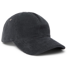 AMI - Cotton-Corduroy Baseball Cap