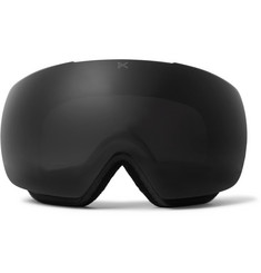 Anon MIG Ski Goggles and Stretch-Jersey Face Mask