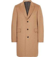 Paul Smith - Wool and Cashmere-Blend Overcoat