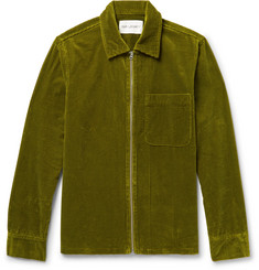 Our Legacy Cotton-Corduroy Jacket