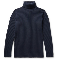 Our Legacy Ribbed Wool Rollneck Sweater