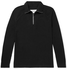 Our Legacy Cotton Half-Zip Sweater
