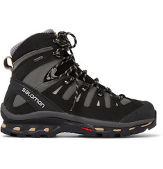Salomon - Quest 4D 2  Nubuck and GORE-TEX Hiking Boots