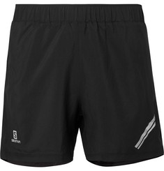 Salomon Agile Shell and Mesh Shorts