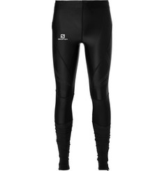 Salomon Intensity Panelled Compression Tights