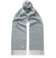Loro Piana - Checked Cashmere Scarf
