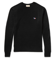 Maison Kitsuné Wool Sweater