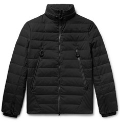 Y-3 Quilted Shell Down Jacket